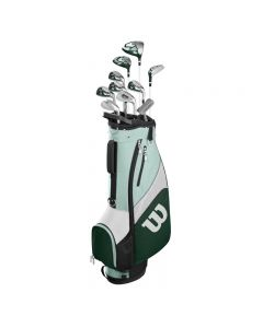 Wilson Staff Women's Profile SGI Cart Bag Complete Set