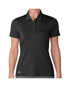 Adidas Women's Ultimate 365 Polo Black