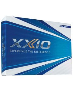 Xxio Eleven White Golf Balls Box