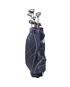 Xxio Womens Eleven Complete Set Navy Clubs
