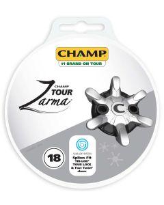Champ Zarma Tour Golf Spikes Tri-Lok