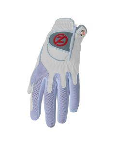 Zero Friction Women's Compression Golf Glove White