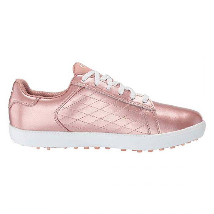 Skechers Women's GO GOLF Drive Shine Golf Shoes Rose Gold