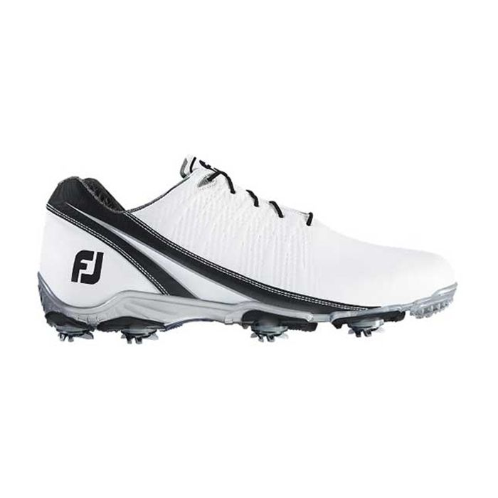FootJoy D.N.A. 2.0 Golf Shoes White/Black