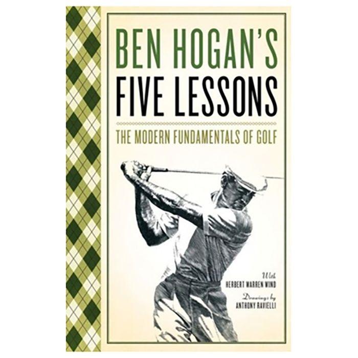 Booklegger Ben Hogan's 5 Lessons