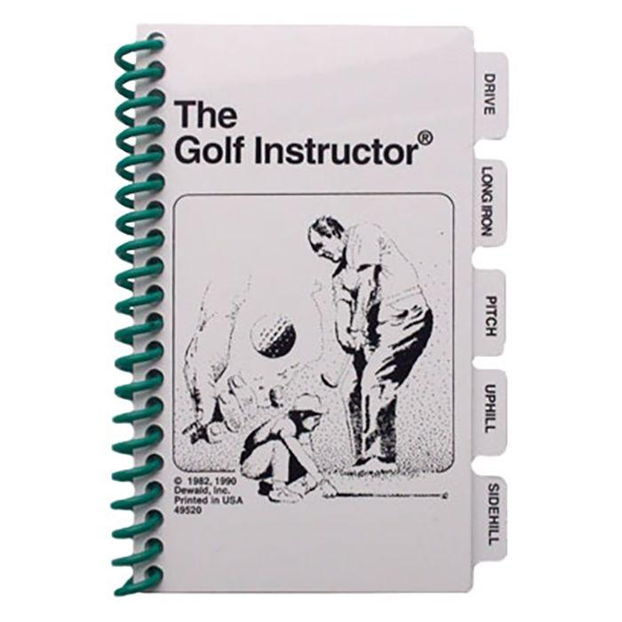 Booklegger Golf Instructor Booklet