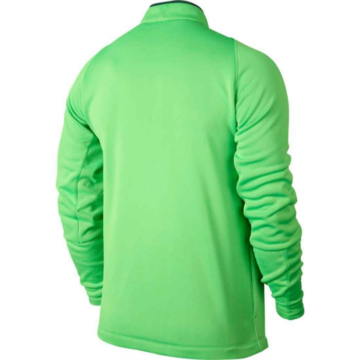 Nike Seattle Seahawks Hypervis 1/2-Zip 2.0 Cover Up