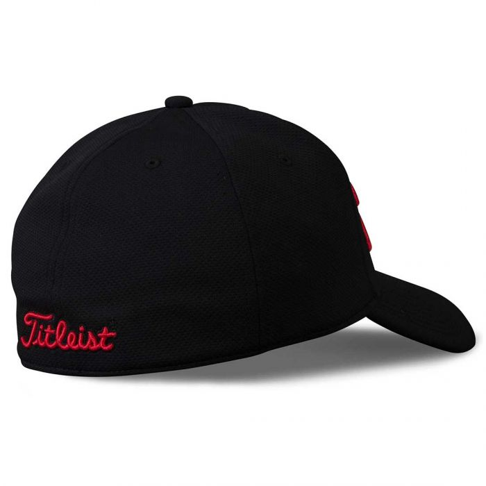 Titleist 2017 Players Deep Back Staff Fitted Hat