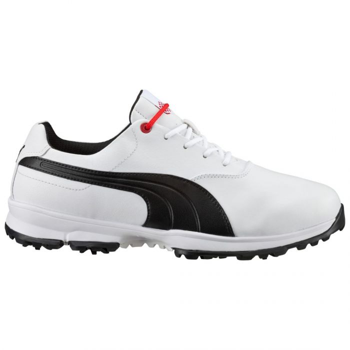 Puma Ace Golf Shoes White/Black