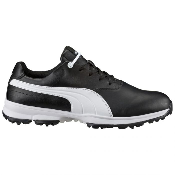 Puma Ace Golf Shoes Black/White