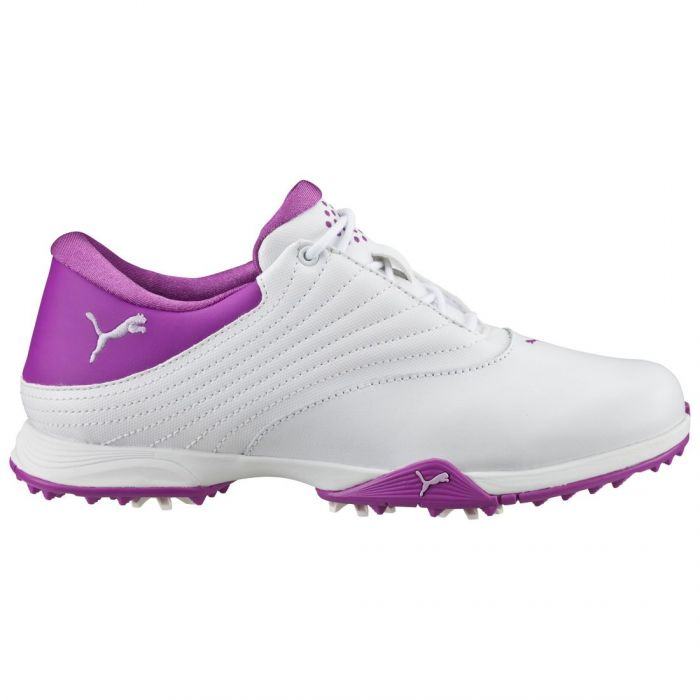 Puma Women's Blaze Golf Shoes White/Orchid