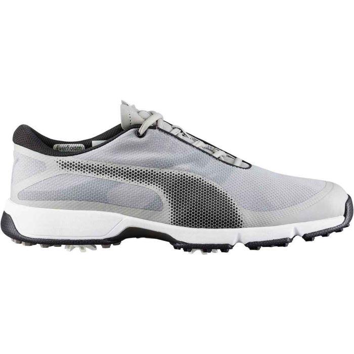 Puma Ignite Drive Sport Golf Shoes Drizzle/Black/White
