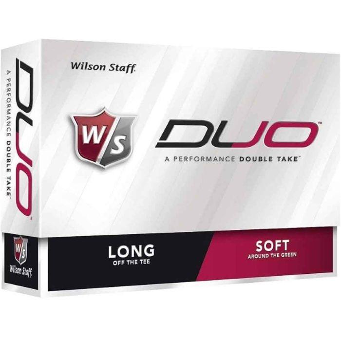 Wilson Staff 2014 DUO Golf Balls