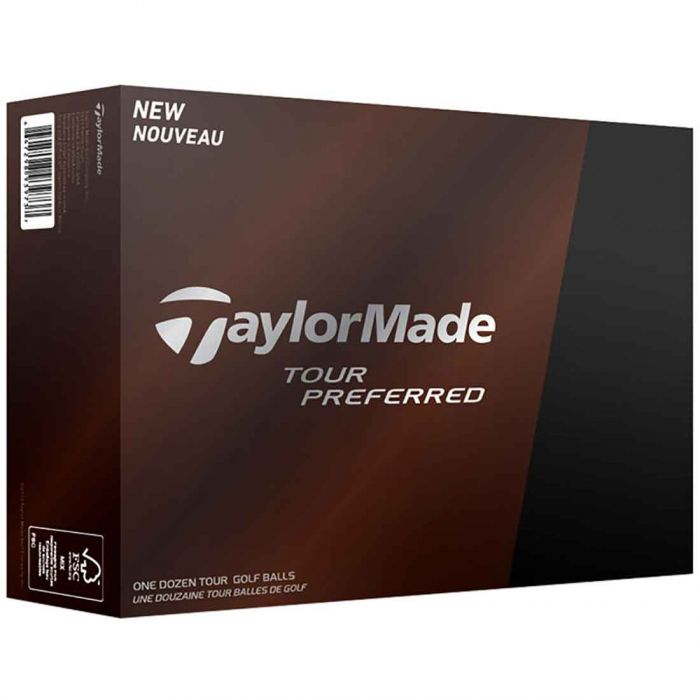 TaylorMade 2015 Tour Preferred Golf Balls