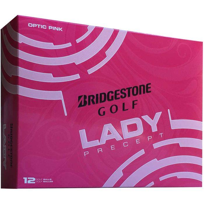 Bridgestone 2017 Lady Precept Pink Golf Balls