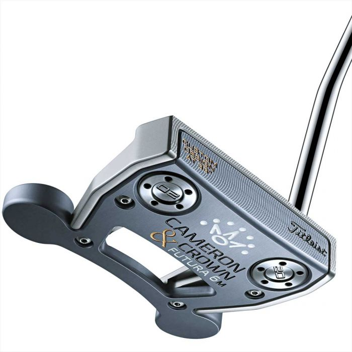 Scotty Cameron by Titleist Cameron & Crown Futura 6M Putter