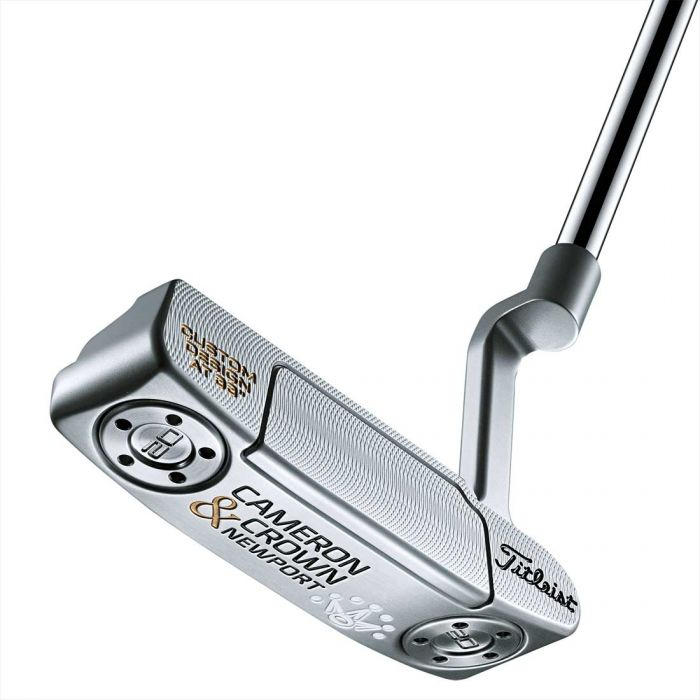 Scotty Cameron by Titleist Cameron & Crown Newport Putter