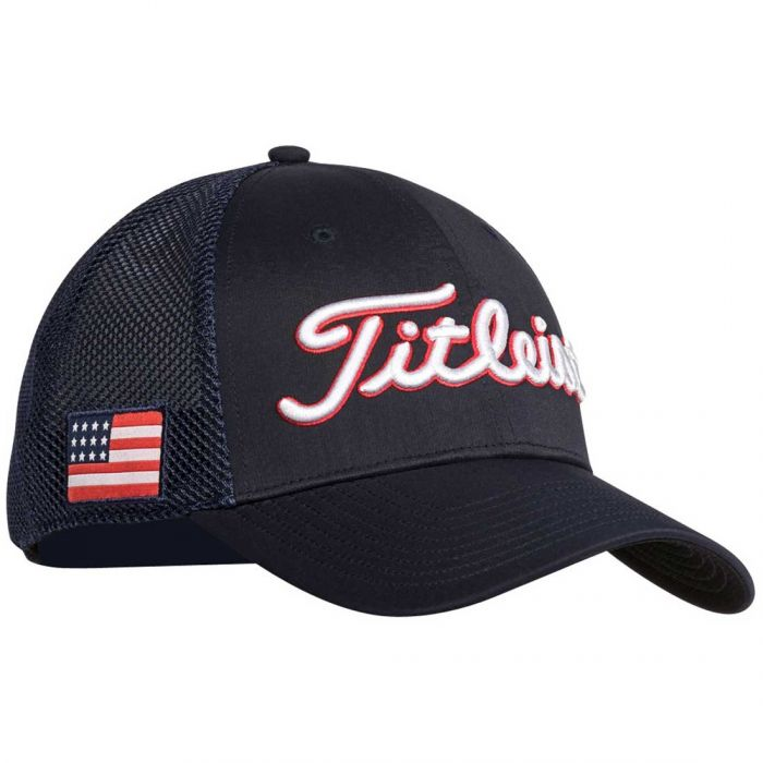 Titleist USA Flag Hat