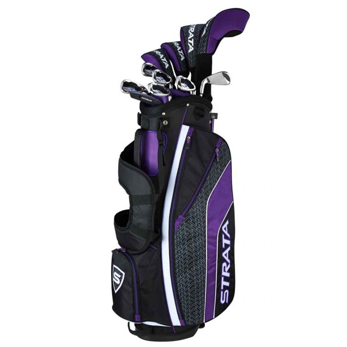 Callaway 2019 Women's Strata Ultimate 16-Piece Complete Set