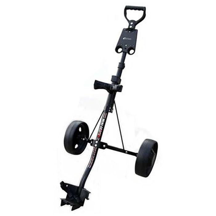 Tartan Mini Cooper Junior Cart