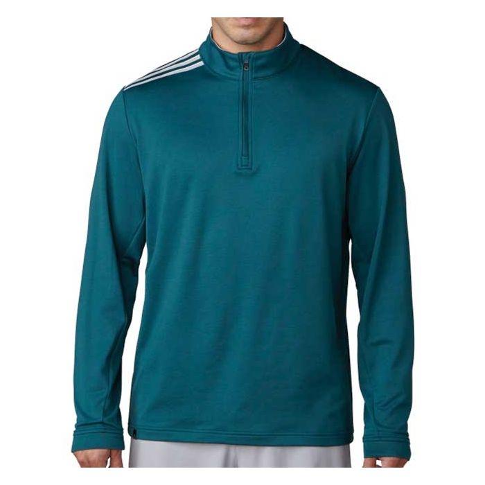 Adidas 3-Stripes Classic 1/4 Zip Pullover