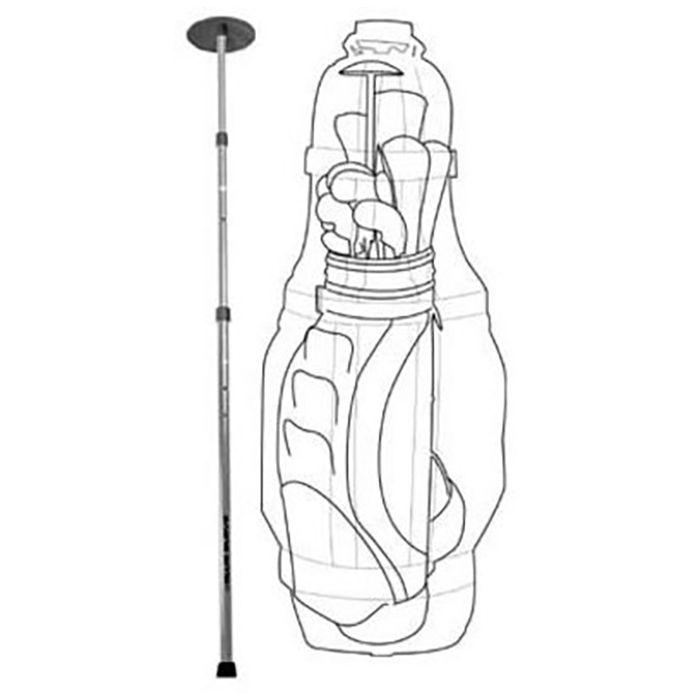 Club Glove  Stiff Arm Impact Absorption Device
