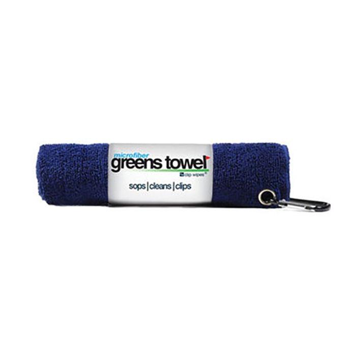 Clip Wipes Greens Towel