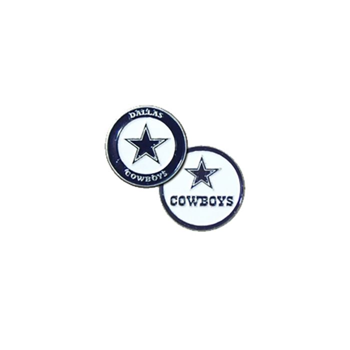 EverGolf NFL Ball Marker   Cowboys