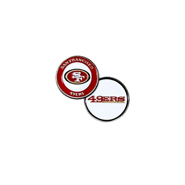 EverGolf NFL Ball Marker | 49ers