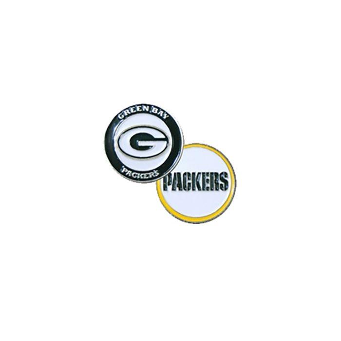 EverGolf NFL Ball Marker   Packers