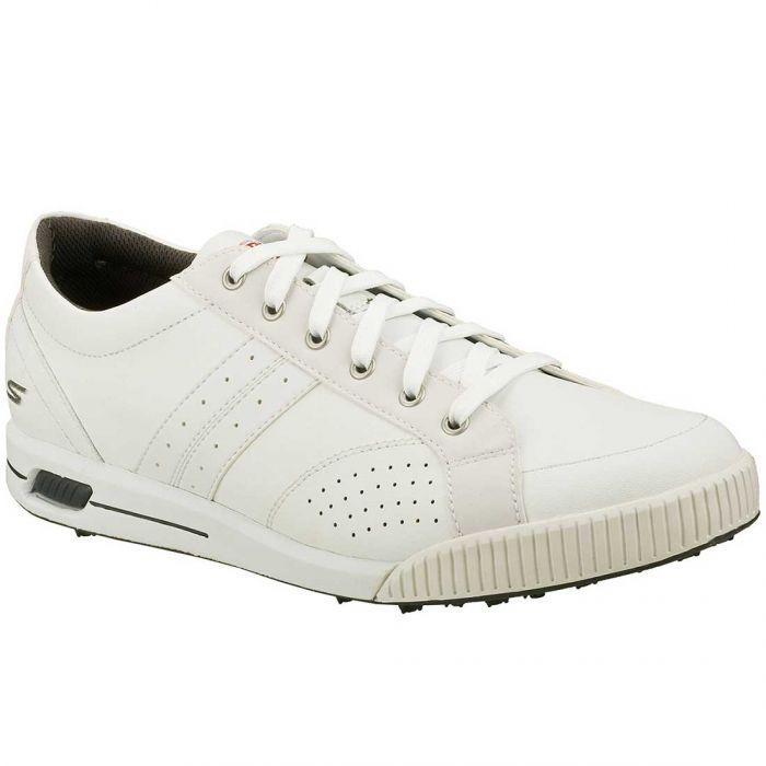 Skechers GO GOLF Wedge Shoes White