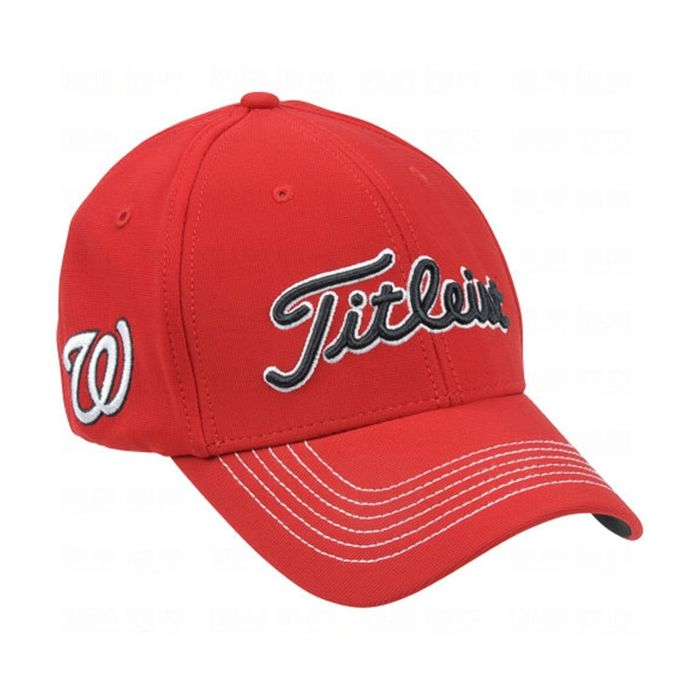 Titleist MLB Stretch Fit Cap Washington Nationals