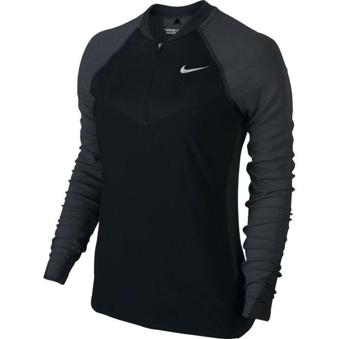Nike Women's Engineered 1/2-Zip Top