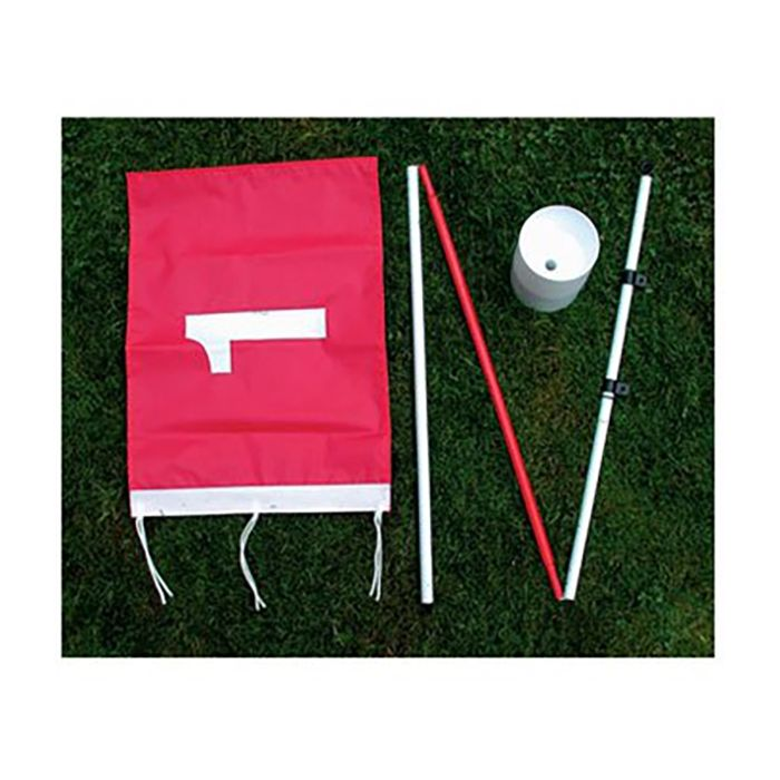 Pro Active Sports Backyard Flagstick and Cup