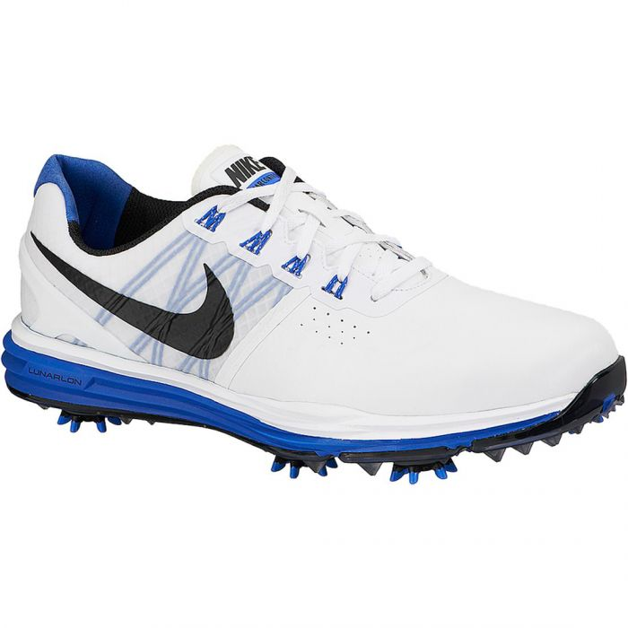 Nike Lunar Control 3 Shoes White/Black/Blue