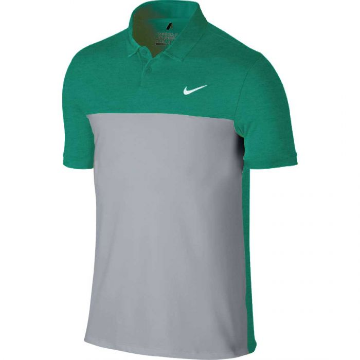 Nike Icon Color-Block Polo