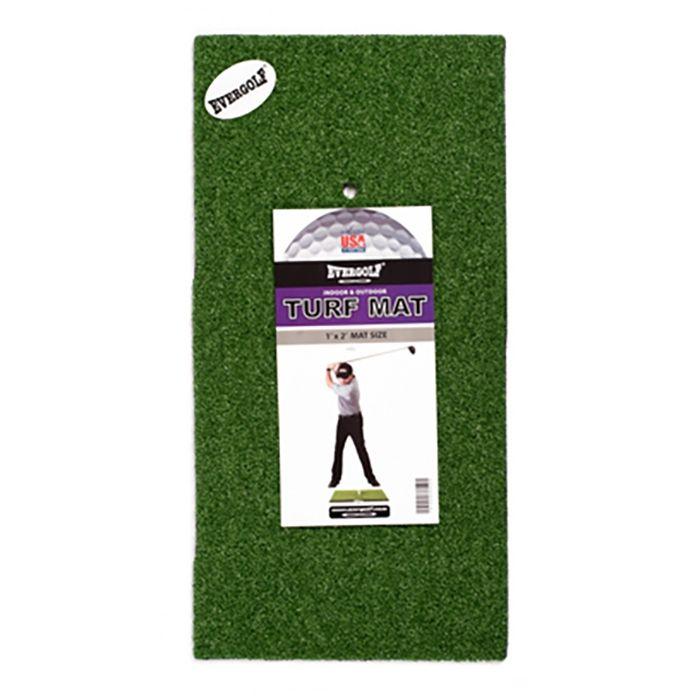 Evergolf 1 x 2 Performance Golf Mat