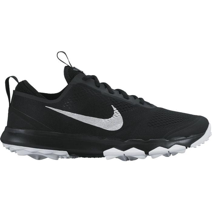 Nike FI Bermuda Golf Shoes Black/White
