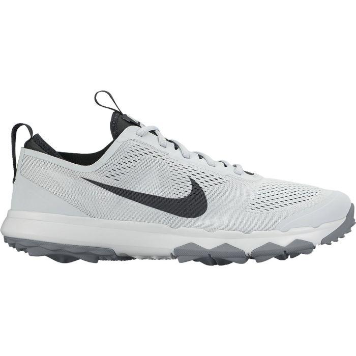 Nike FI Bermuda Golf Shoes White/Black