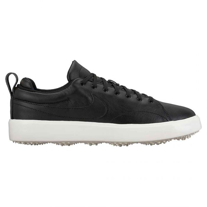 Nike Course Classic Golf Shoes Black