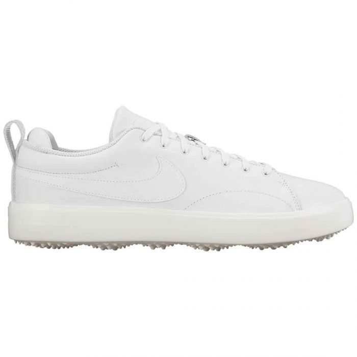 Nike Course Classic Golf Shoes White/Sail