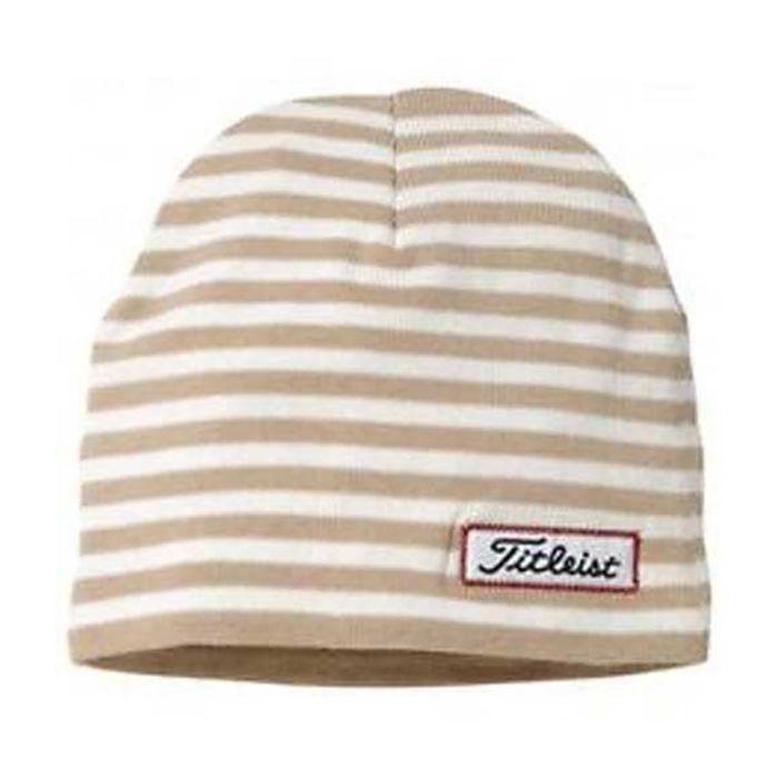 Titleist Women's Striped Beanie