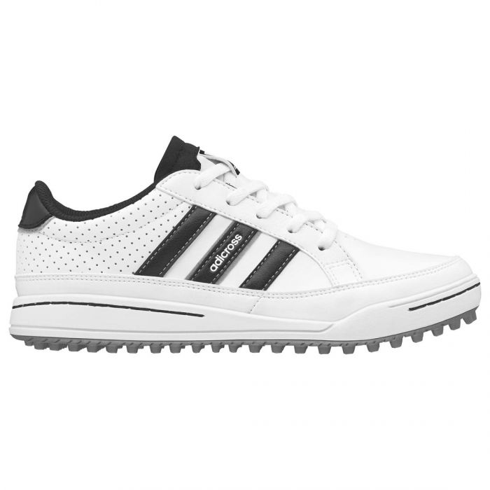 Adidas adiCross IV Junior Golf Shoes White