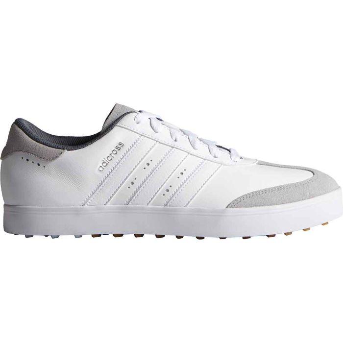 Adidas AdiCross V Golf Shoes White