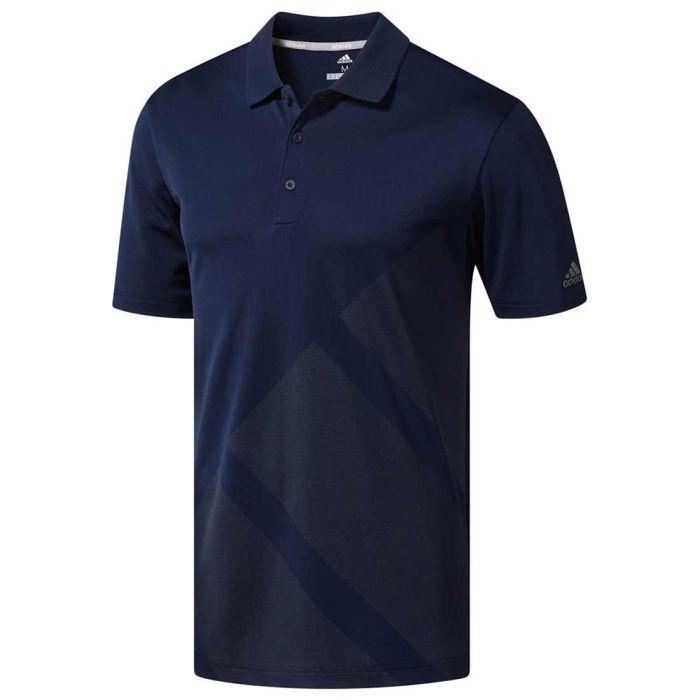 Adidas 2018 Bold 3-Stripes Polo