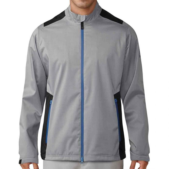 Adidas 2017 ClimaProof Heather Rain Jacket