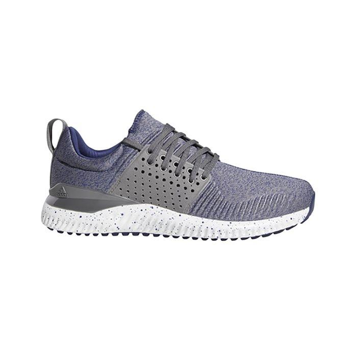 Buy Adidas Adicross Bounce Golf Shoes Blue Grey Golf Discount