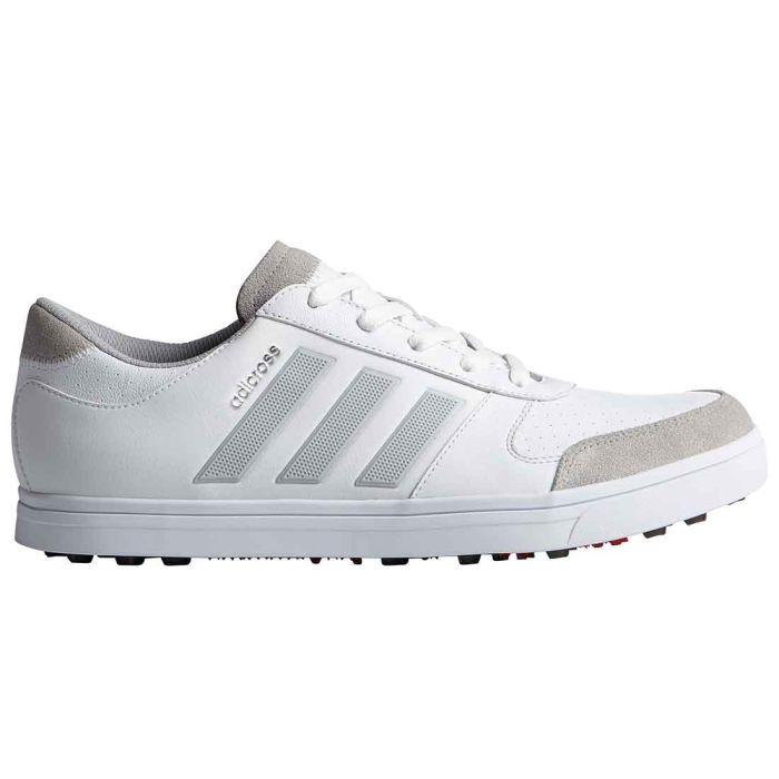 Buy Adidas Adicross Gripmore 2 Golf Shoes White | Golf Discount