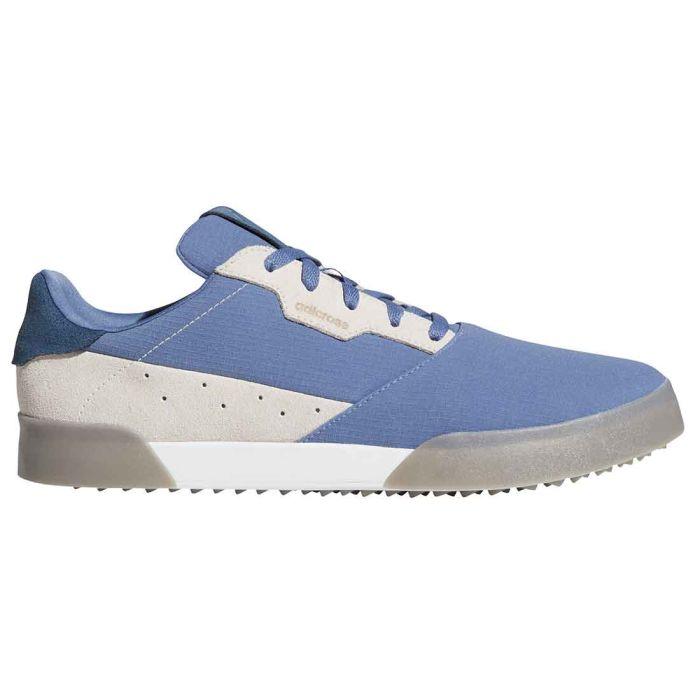 Adidas AdiCross Retro Golf Shoes Crew Blue