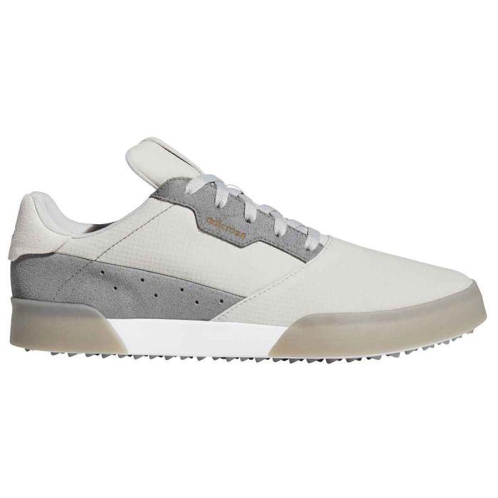 Adidas AdiCross Retro Golf Shoes Grey/White